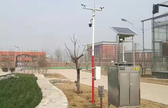 F在线风速风向视频监控系统