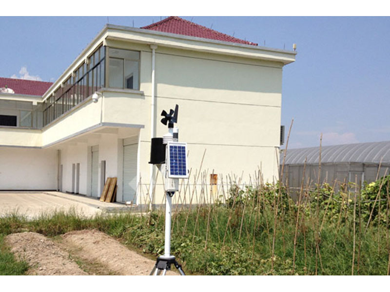 小型气象站_便携式气象观测仪器