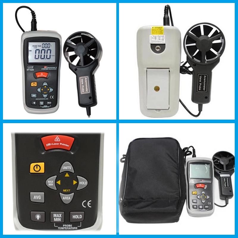手持式风速仪 风速风量风温测量仪