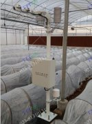 小型气象站在农业上的应用范围很广泛