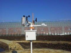 自动气象站,可以随时移动的测量仪