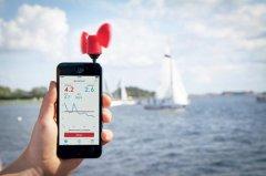 风速计:用手机也可以测量风速了